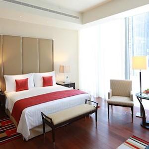 The Oberoi, Dubai - Dubai Honeymoon Packages - bedroom