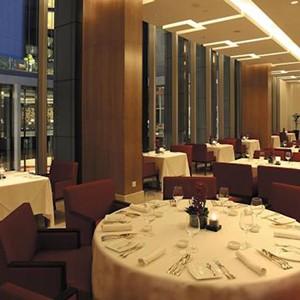 The Oberoi, Dubai - Dubai Honeymoon Packages - dining