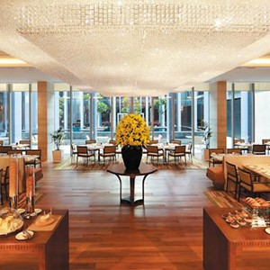 The Oberoi, Dubai - Dubai Honeymoon Packages - restaurant