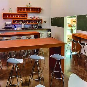 Baobab Suites - Tenerife Honeymoon Packages - cafe