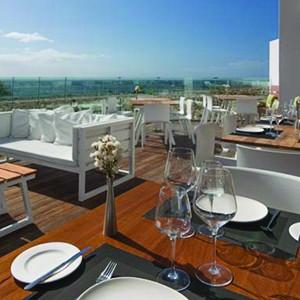 Baobab Suites - Tenerife Honeymoon Packages - dining