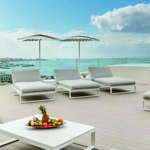 Baobab Suites - Tenerife Honeymoon Packages - terrace