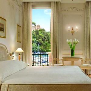Hotel Splendido Portofino - Italy Honeymoon Packages - bedroom