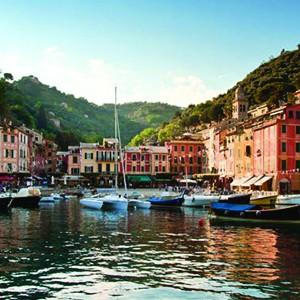 Hotel Splendido Portofino - Italy Honeymoon Packages - marina