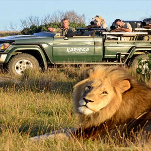 Kariega Game Reserve - Luxury South Africa Honeymoon Packages - Game viewing