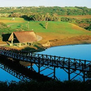 Kariega Game Reserve - Luxury South Africa Honeymoon Packages - Golf