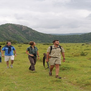 Kariega Game Reserve - Luxury South Africa Honeymoon Packages - guided bush walks