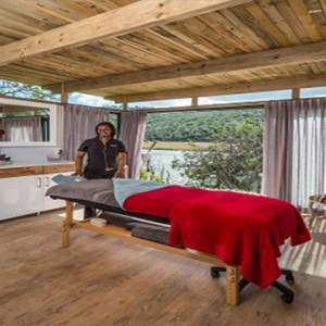 Kariega Game Reserve - Luxury South Africa Honeymoon Packages - spa