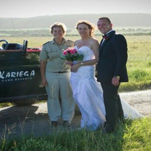 Kariega Game Reserve - Luxury South Africa Honeymoon Packages - wedding