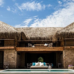 Segera Retreat - Kenya safari honeymoon - exterior