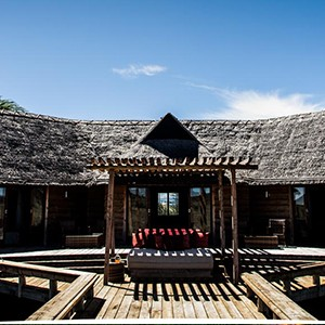 Segera Retreat - Kenya safari honeymoon - lodge