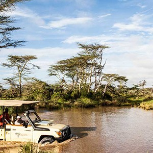 Segera Retreat - Kenya safari honeymoon - safari