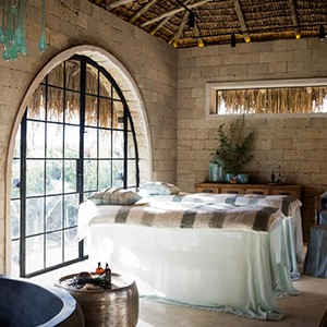 Segera Retreat - Kenya safari honeymoon - spa 2