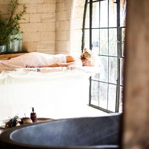 Segera Retreat - Kenya safari honeymoon - spa