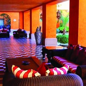 Villa Cortes - Tenerife Honeymoon Packages - Terrace