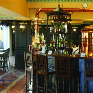 Villa Cortes - Tenerife Honeymoon Packages - bar
