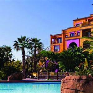 Villa Cortes - Tenerife Honeymoon Packages - pool 2