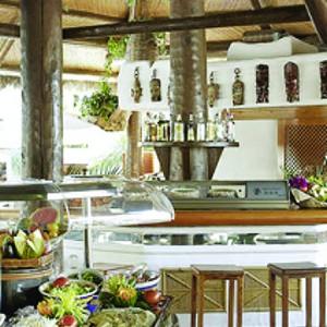 Jardin Tropical - Tenerife Honeymoon Packages - dining