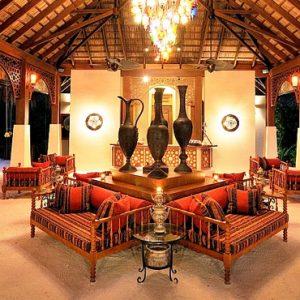 Ottoman Lounge Ayada Maldives Maldives Honeymoon Packages