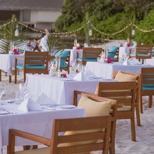 Sea Salt Barbeque Ayada Maldives Maldives Honeymoon Packages