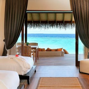 Sunset Ocean Family Suite 3 Ayada Maldives Maldives Honeymoon Packages