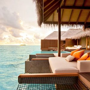 Sunset Ocean Family Suite 4 Ayada Maldives Maldives Honeymoon Packages