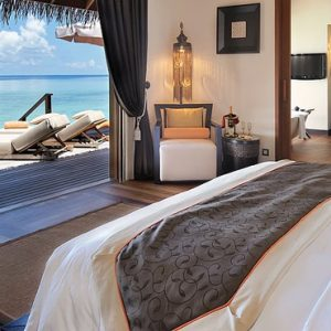 Sunset Ocean Family Suite 5 Ayada Maldives Maldives Honeymoon Packages