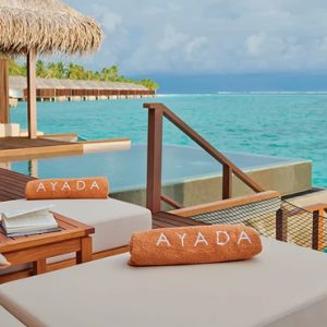 Sunset Ocean Family Suite 6 Ayada Maldives Maldives Honeymoon Packages
