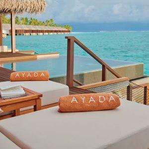 Sunset Ocean Suite 4 Ayada Maldives Maldives Honeymoon Packages