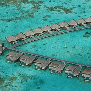 Areal View 2 Ayada Maldives Maldives Honeymoon Packages