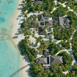 Areal View Ayada Maldives Maldives Honeymoon Packages