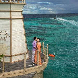 Experience Ayada Maldives Maldives Honeymoon Packages