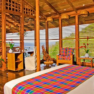 Luxury - Holidays - St Lucia - Anse Chastanet - Bedroom