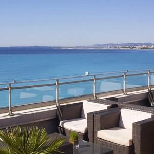 le meridien nice france honeymoon rooftop lounge view