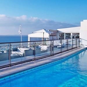 le meridien nice france honeymoon swimming pool