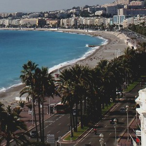 le negresco nice france honeymoon Packages view