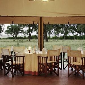 Governors Main Campt - Kenya Honeymoon Packages - tented camp