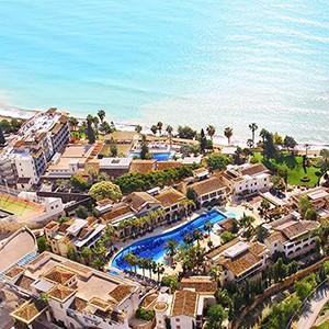honeymoon packages Cyprus - Columbia Beach Hotel Pissouri - beach