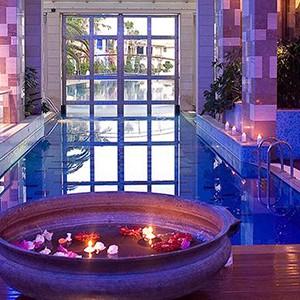Honeymoon packages Cyprus - Columbia Beach Hotel Pissouri - spa