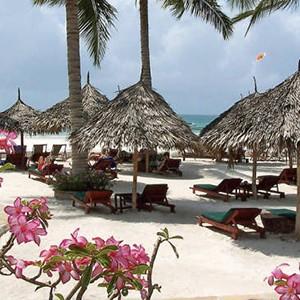Pinewood Beach Resort - Kenya Honeymoon Packages - Beach