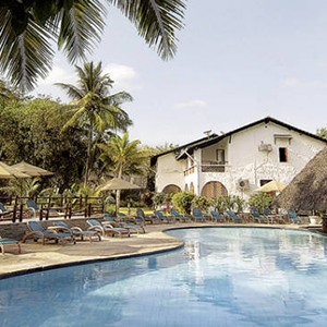 Pinewood Beach Resort - Kenya Honeymoon Packages - pool
