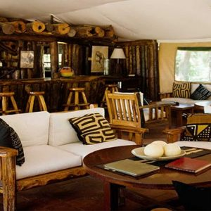 South Africa Honeymoon Packages Governors Camp, Kenya Bar Tent