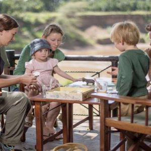 South Africa Honeymoon Packages Governors Camp, Kenya Family Dining