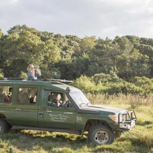 South Africa Honeymoon Packages Governors Camp, Kenya Game Drive