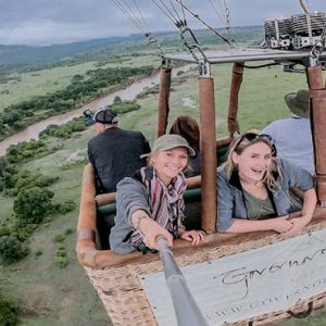 South Africa Honeymoon Packages Governors Camp, Kenya Hot Air Balloon