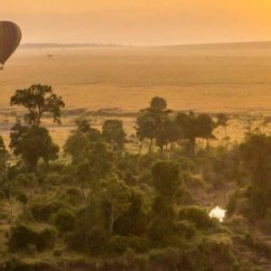 South Africa Honeymoon Packages Governors Camp, Kenya Hot Air Balloon At Sunset