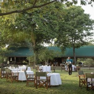 South Africa Honeymoon Packages Governors Camp, Kenya Restaurant Tent