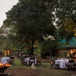 South Africa Honeymoon Packages Governors Camp, Kenya Restaurant Tent Outdoors