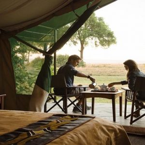 South Africa Honeymoon Packages Governors Camp, Kenya Safari Tent