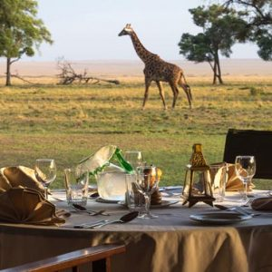 South Africa Honeymoon Packages Governors Camp, Kenya In Room Tent View